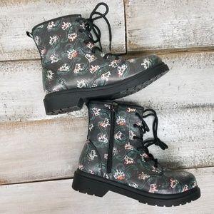 Disney Descendants D-Signed Crown Boots